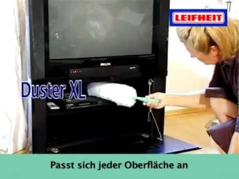 Leifheit 41520 Staubwedel Duster XL Putzwedel