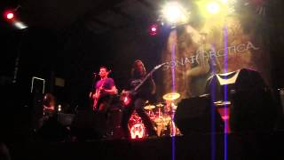 Arsis 'A Diamond For Disease' [Harpos - Detroit, MI - 12/14/2012]