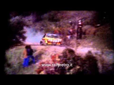 immagine di anteprima del video: RALLY ISOLA D´ELBA 1979