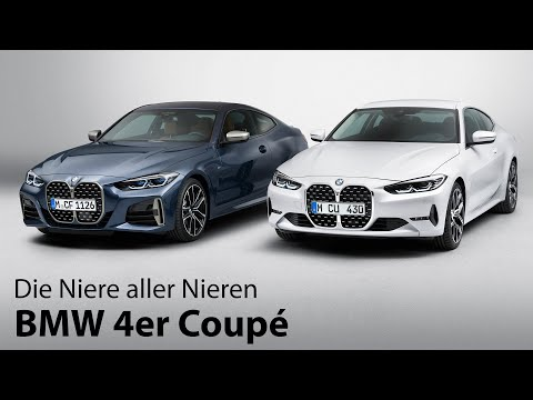 König aller Nieren: das neue BMW 4er Coupé (G22) [4K] - Autophorie