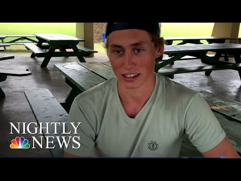 Colorado Man Survives Bear And Shark Attack In One Year | NBC Nightly News
