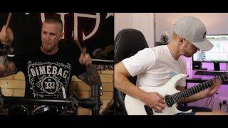 """Elevate"" Original Metal Song (GUITAR+DRUM PLAYTHROUGH)"