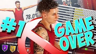 This OP Archetype Build Will Get Banned!! New Player Creation! NBA 2K19 MyCAREER #1