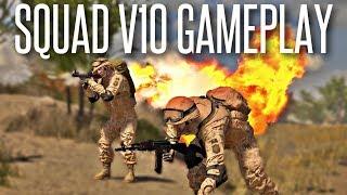 MY RPG VS THE ENTIRE ENEMY TEAM - Squad V10 Gameplay