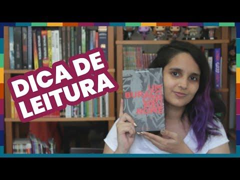 UM BURACO COM MEU NOME | DICA DE LEITURA