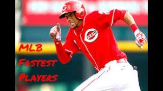 MLB Highlights Fastest Players
