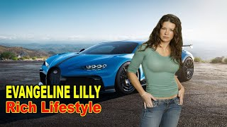 Evangeline Lilly's Lifestyle 2020 ★ New Boyfriend, Net worth & Biography