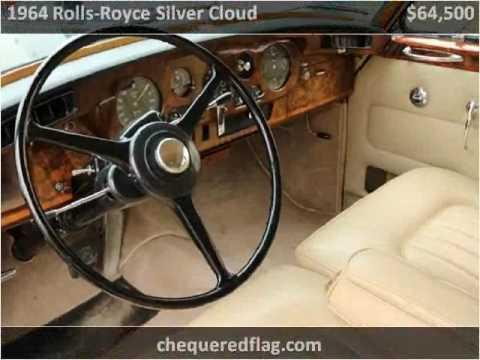 Video of '64 Silver Cloud - J83S