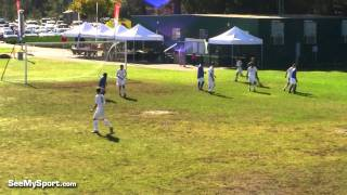 Matt Michell #3 Premier Fram U16 Soccer 2011/2012 Highlights