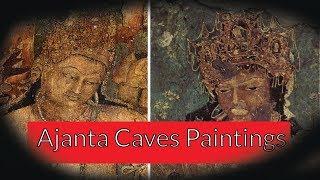 Ajanta Paintings - Art & Culture of India