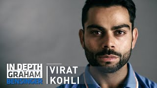 Virat Kohli: Disgusted by who I saw in the mirror