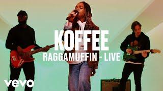 Koffee - Raggamuffin (Live) - Vevo DSCVR