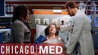 Dr Halstead Lets Go Of His Mentor | Chicago Med