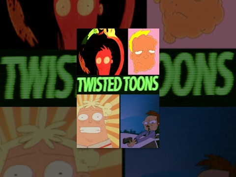 Twisted Toons | Short Horror