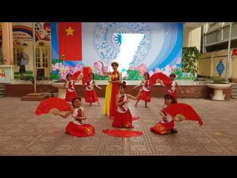 """Ca khúc """"Khúc ca giao thông"""" - Lời ca: cô giáo Chu Ngọc Vân"""