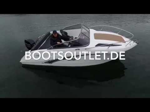Bootsoutlet.de - Okiboats Barracuda 585 mit 60PS