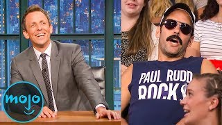 Top 10 Funniest Moments on Late Night with Seth Meyers