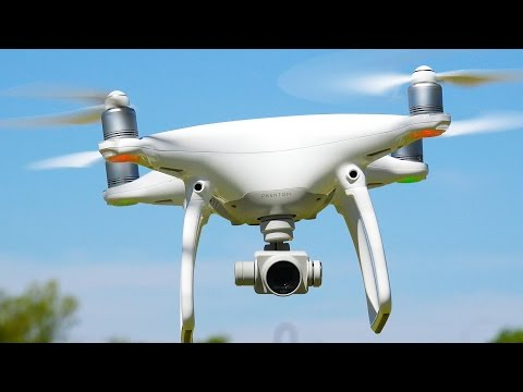 DJI Phantom 4 Drone Review! Is it worth the upgrade from the Phantom 3?!