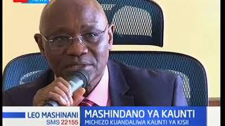 Michezo ya mashindano ya kaunti kuandaliwa katika kaunti ya Kisii