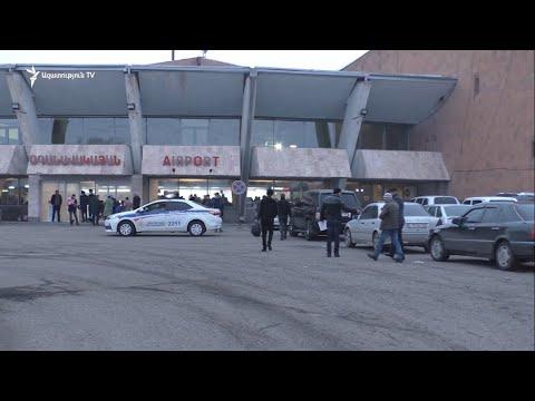 «Գնում ենք՝ հետ գալու հույսով»․ երեկ «Շիրակ» օդանավակայանից առաջին չվերթն էր Մոսկվա