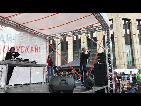 FACE Салам - митинг на Сахарова 10.08.2019