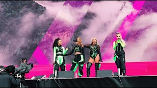 Little Mix No More Sad Songs - Big Weekend 2019