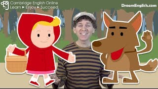 Little Red Riding Hood Kids Story   Bedtime Stories   Children, Preschool, Learn English