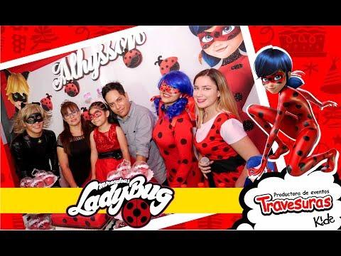 Shows Infantiles - Show Miraculous LadyBug - Travesuras Kids