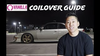 Coilover Guide - Choosing coilovers for your car