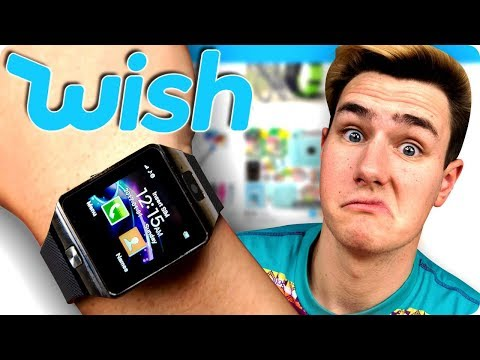 $19 Cheapest Knockoff Smartwatch - Buying 5 Wish Tech Items