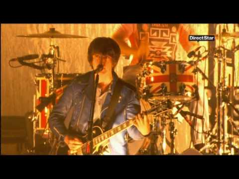 Arctic Monkeys - Teddy Picker & Crying Lightning (Eurockéennes de Belfort 2011)