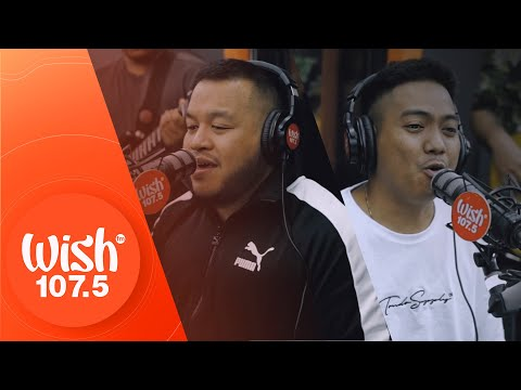 "Quest (ft. Third Flo') performs ""Goals"" LIVE on Wish 107.5 Bus"
