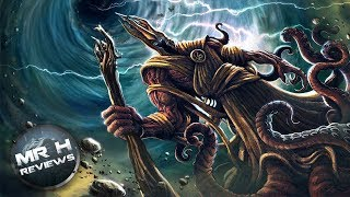 Hastur The king in Yellow - Cthulhu Mythos Explained