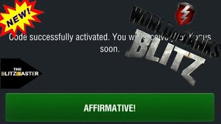 world of tanks blitz bonus code