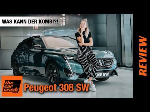 Peugeot 308 SW (2022) Ich zeige dir ALLES zum neuen Kombi! 💙 Review | Test | Plug-in Hybrid | Preis