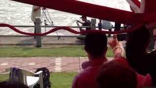 preview picture of video 'Хайнин волна первый день'