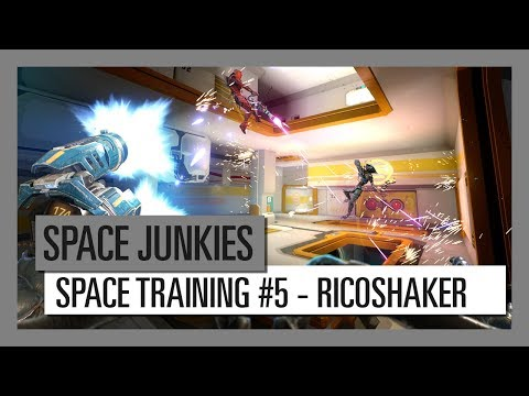 Space Junkies - Space Training #5 - Ricoshaker thumbnail
