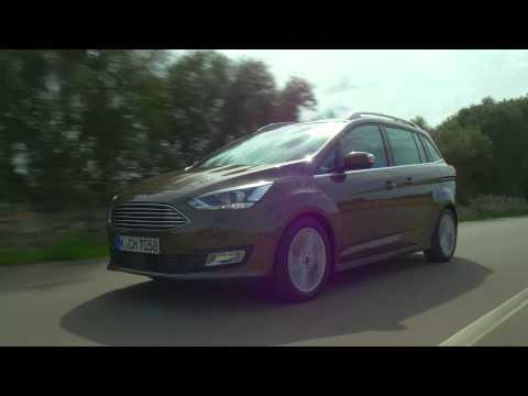 Ford C Max Grand Минивен класса M - рекламное видео 2