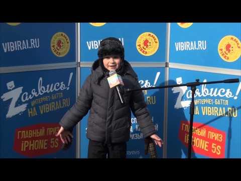 Глеб Седов, 7 лет