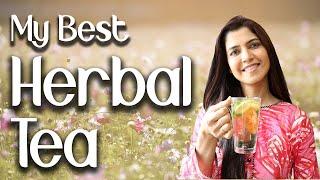 My Best Herbal Tea - Ghazal Siddique