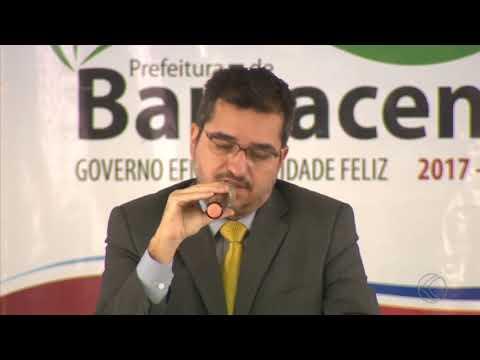 Presidente do TCE MG discute qualidade da educação e investimentos em Barbacena