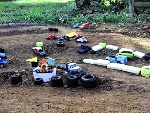 Lego Sprint Car