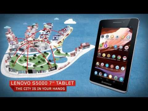 Lenovo S5000 Tablet Tour