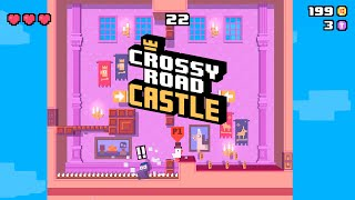 Crossy Road Castle - Launch Teaser Trailer (by Hipster Whale)