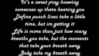 My Hallelujah Song by Julianne Hough (w/lyrics)
