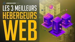 🔴 TOP 3 : MEILLEUR HEBERGEUR WEB 2020❓( COMPARATIF & TEST )