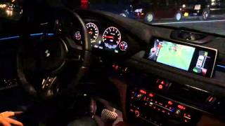 2015 X6M Auto Parking Assist ( Self Auto Park )