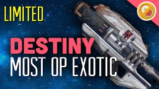 LIMITED: Destiny Most OP Exotic ON SALE Gjallarhorn OP Funny Gaming Moments