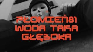 Kadr z teledysku Woda Taka Głęboka tekst piosenki Płomień 81