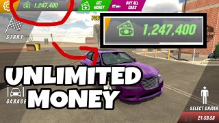 CAR PARKING UNLIMITED MONEY! EARN MILLION IN JUST 1 MINUTE